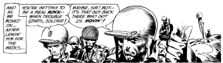 Sgt Rock av Kubert