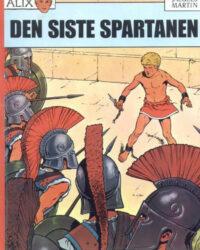Alix äventyr nr 1: Den siste spartanen