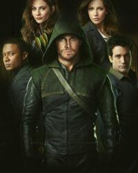 Arrow – promobild för TV