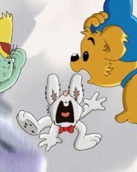 Bamse och Tjuvstaden, promotionbild ur filmen