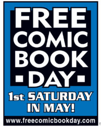 Free Comic Book Day, logga
