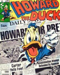 Howard the Duck nr 8 (januari 1977)