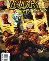 Marvel Zombies/Army of Darkness nr 1 (maj 2007)