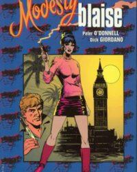 Modesty Blaise 1994 av Dick Giordano