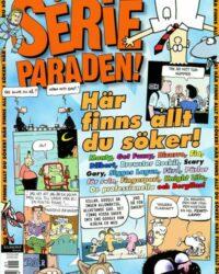 Nya Serieparaden nr 1/2010 omslag