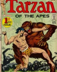 Tarzan nr 207 av Joe Kubert