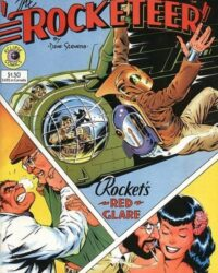 The Rocketeer Special Edition nr 1 (november 1984)