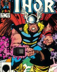 Thor nr 351 (januari 1985)
