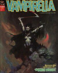 Vampirella nr 11 omslag