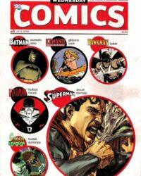 Wednesday Comics nr 1 (juli 2009)