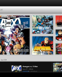 comixology digitala serier