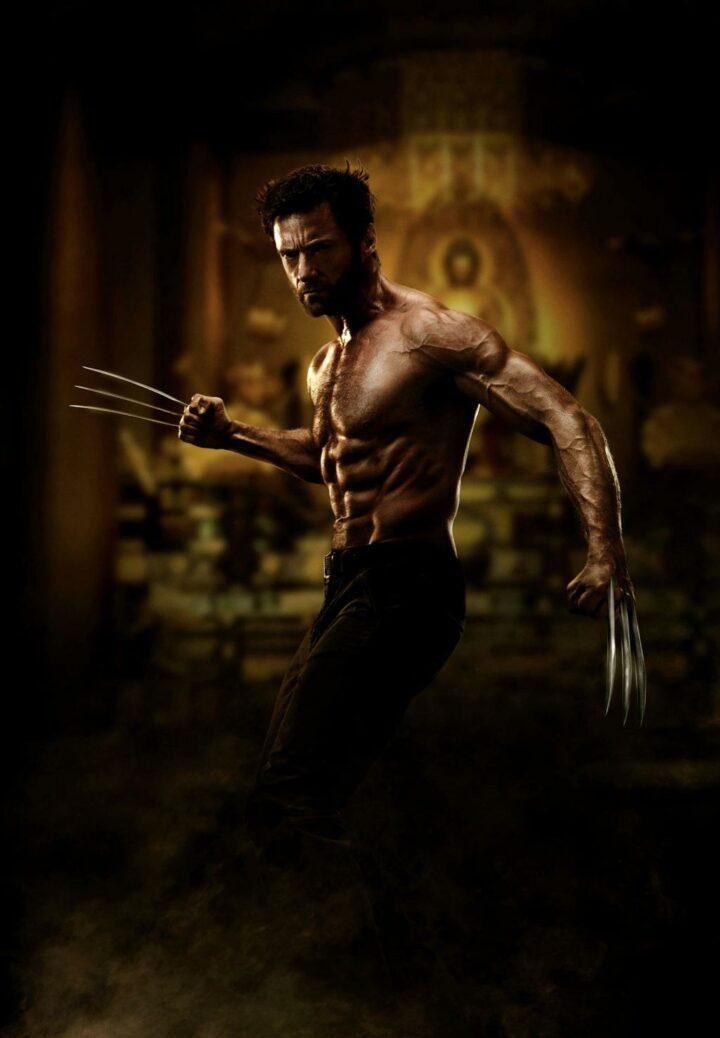 """Promotionbild från filmen """"The Wolverine"""" med Hugh Jackman i huvudrollen. Copyright: Marvel Studios(?)."""