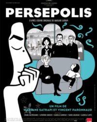 Persepolis film, affisch