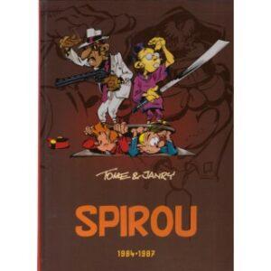 Spirou – Den kompletta samlingen 1984–1987