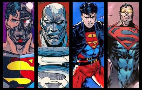 Superman-varianter