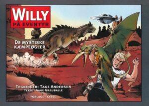 Willy på eventyr – De mystiske kæmpeøgler