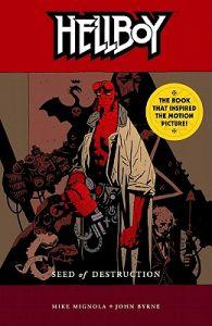 Hellboy [vol. 1]: Seed of Destruction
