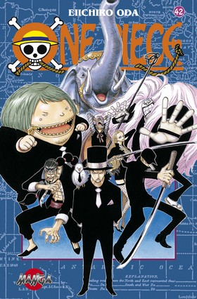 One Piece nr 42: Piraterna mot CP9
