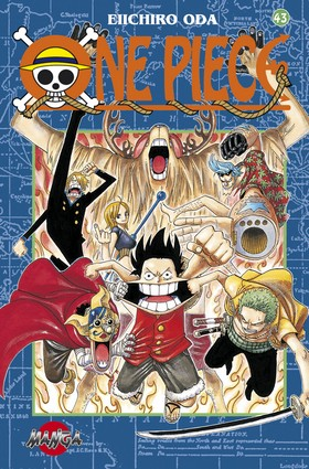 One Piece nr 43: Hjältelegenden