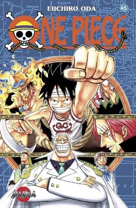 One Piece nr 45: Jag förstår att ni är upprörda
