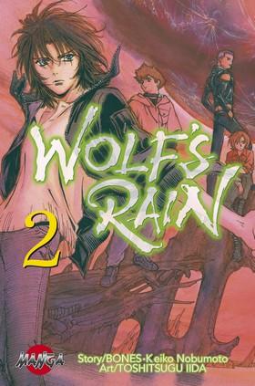Wolf's Rain nr 2