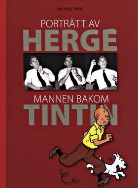 Porträtt av Hergé – mannen bakom Tintin