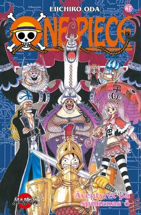 One Piece nr 47: Äventyret på spökenas ö