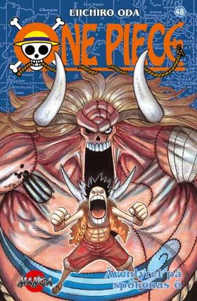 One Piece nr 48: Äventyret på spökenas ö