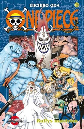 One Piece nr 49: Ruffys mardröm