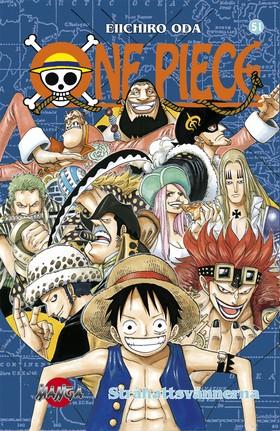 One Piece nr 51: Stråhattsvännerna