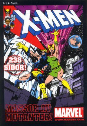 X-Men nr 1
