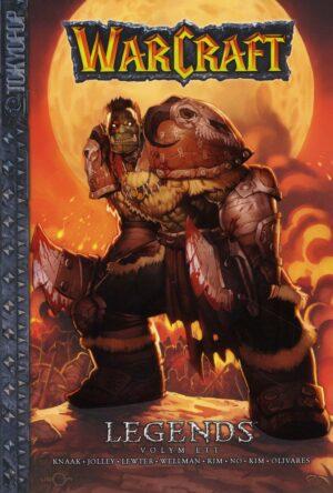 Warcraft Legends nr 1
