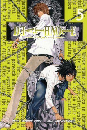 Death Note nr 5