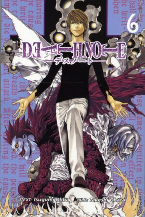 Death Note nr 6