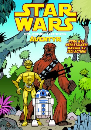 Star Wars: Clone Wars äventyr volym 3