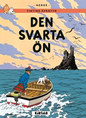 Tintins äventyr nr 7: Den svarta ön