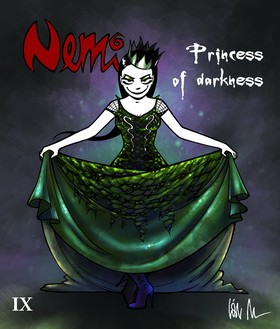 Nemi del 9: Princess of darkness