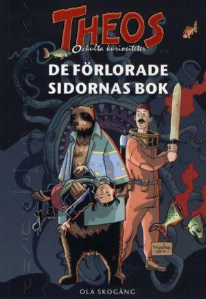 Theos ockulta kuriositeter: De förlorade sidornas bok