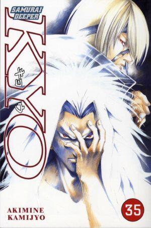 Samurai Deeper Kyo nr 35