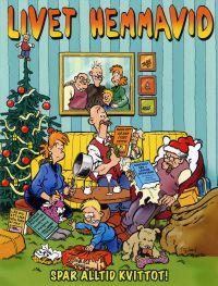 Livet hemmavid julalbum 2010