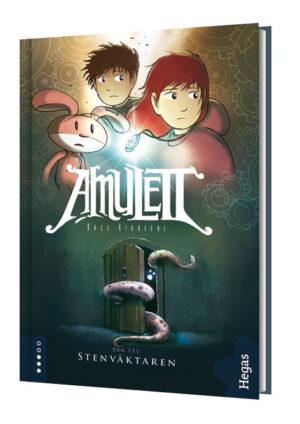 Amulett bok 1: Stenväktaren