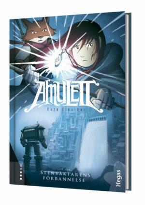 Amulett bok 2: Stenväktarens förbannelse