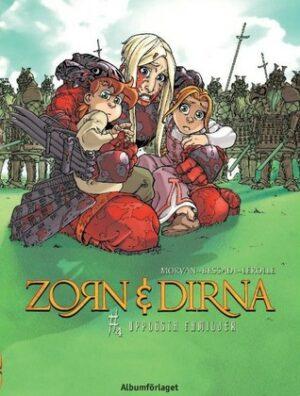Zorn & Dirna nr 4: Upplösta familjer