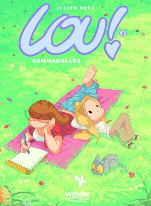 Lou! nr 2: Sommarblues
