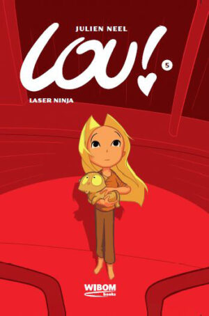 Lou! nr 5: Laser ninja