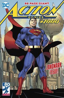 Action Comics nr 1000