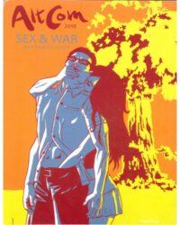 AltCom 2012 Sex and War Anthology omslag