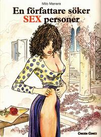 En författare söker sex personer