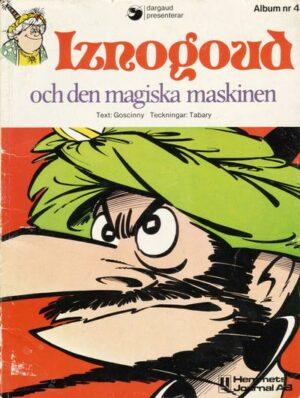 Iznogoud nr 4: Iznogoud och den magiska maskinen