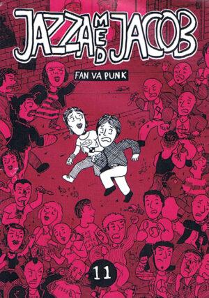 Jazza med Jacob 11: Fan va punk
